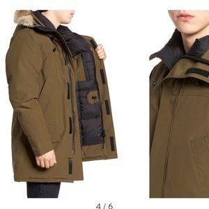 Canada goose jacket brand new but no tags